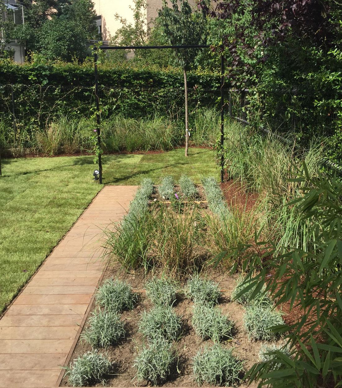 Ispirazioni soggiorno moderno - Piccolo giardino giapponese ...